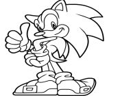 Sonic Hedgehog 1